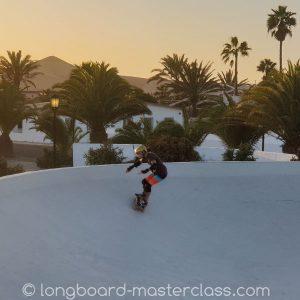 Carver Skate Kurs für Anfänger, I temediates und Fortgeschrittene.