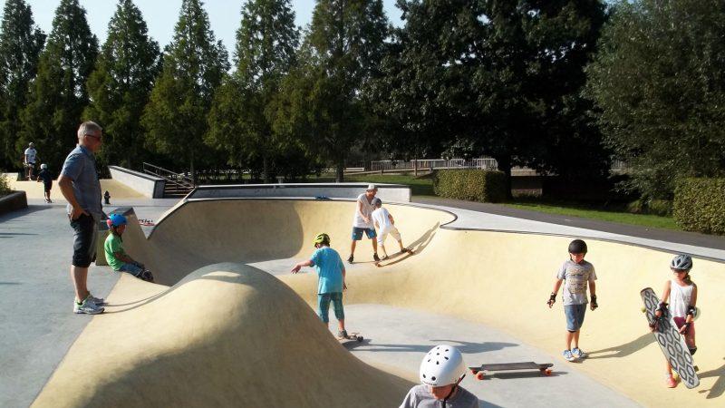 Longboard Kurse in Wolfsburg
