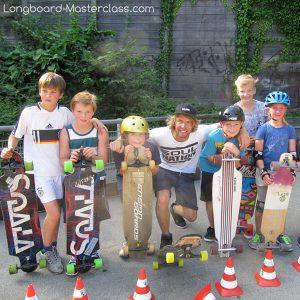 Longboard-Workshop Bergedorf