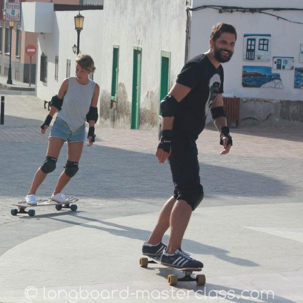 Longboard Kurs für Anfänger in Hannover