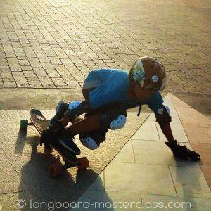 Wertvolle Tipps und Tricks zum Longboard Sliden.