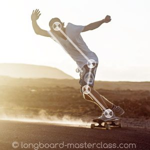 Sliden lernen im Longboard Training in Flensburg