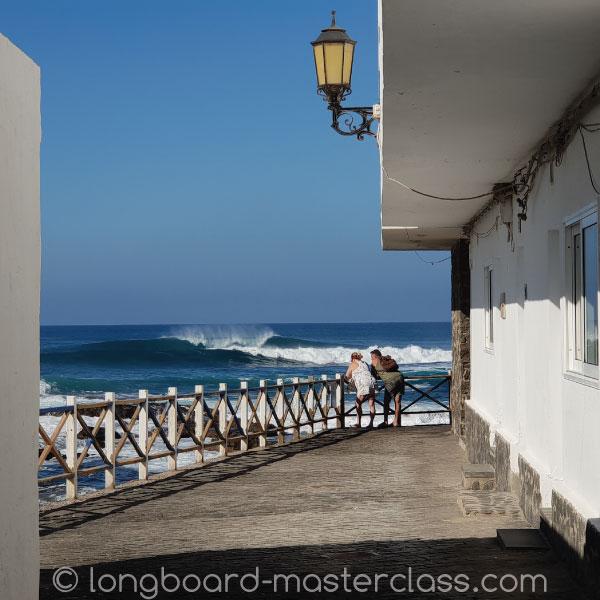Unser Beachouse direkt am Meer auf Fuerteventuras