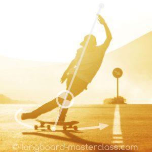Training im Longboard Dancing Camp auf Fuerteventura