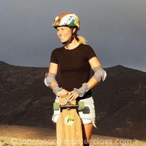 Skate-Roadtrip im Women Longboard Camp Fuerteventura