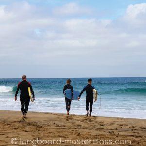 Die besten Surfspots Fuertevenrura steuern wir in unserem Surf Guiding an