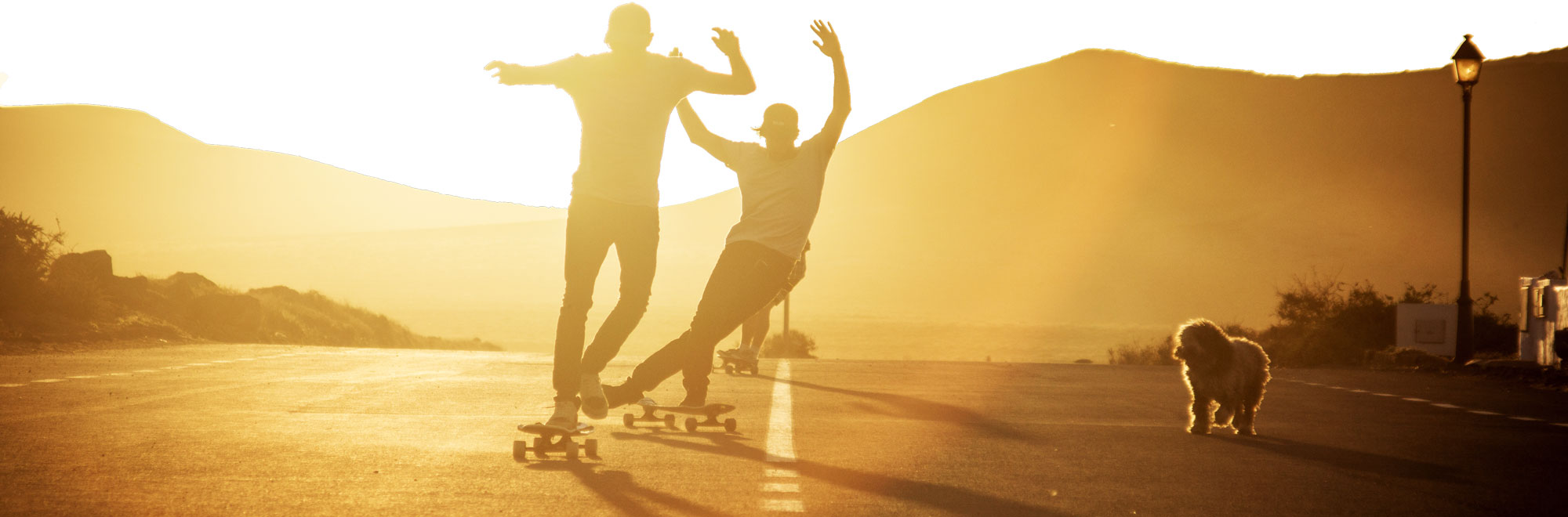 Longboard Training mit Personal Coach